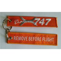 Buy cheap A747 Remove Before Flight keychain from wholesalers