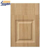 Thermofoil Pvc Kitchen Cabinet Doors