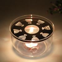 Buy cheap high quality glass tea/coffee candle warmer,glass candle warmer,Teapot warmer from wholesalers