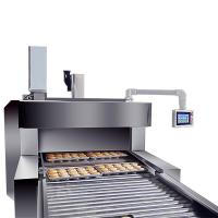 Buy cheap 2019 New design good quality 12kw 380V long bakery tunnel oven product