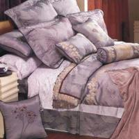 Buy cheap Yarn Dyed Jacquard Comforter Set, Made of 100% Polyester product