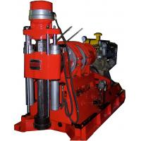 Buy cheap Core Drilling Rig Powerful Drilling Capacity from wholesalers