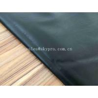 Buy cheap Black Rexine Leatherette PU Synthetic Leather Cloth Faux 54 / 55 Width from wholesalers