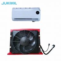 Buy cheap DC24V 15A Truck Sleeper Cab Air Conditioner product
