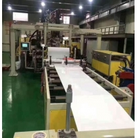Buy cheap AF-800mm 100% Degradable PLA Sheet  Extrusion Machine from wholesalers