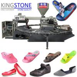 Buy cheap Dongguan Kingstone Machinery Air Blowing Plastic Shoe Making Machine from wholesalers