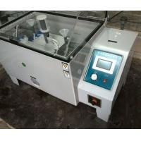 Buy cheap Salt spray test chamber / environmental test chamber for corrosion test in lab from wholesalers