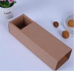 Buy cheap Custom Matt Black Drawer Packaging Cardboard Box, Wholesale Luxury Paper Gift Box,Cosmetic Gift Packaging Paper Box bage from wholesalers