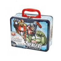 Buy cheap Marvel Avengers Puzzle Tin Lunch Box product