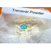 Buy cheap Oral Prohormones Raw Steroids Powder Trendione / Trenavar Trenbolone Convert from wholesalers