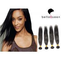 Buy cheap Dyed Bleached Peruvian Human Hair Virgin Peruvian Hair Extensions product