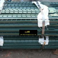 Buy cheap China supplier export Fencing post, Studded t post, T post, T type Post, T Shape Post from wholesalers
