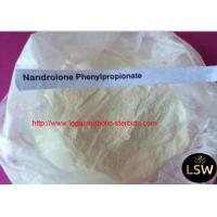 Buy cheap High Purity Nandrolone Phenylpropionate / N PP For Boldybuilding CAS 62-90-8 product