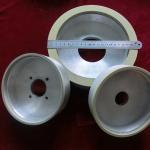 Buy cheap vitrified diamond cup wheel, profile wheel, diamond centerless wheel from wholesalers
