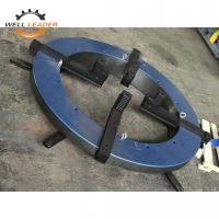 Buy cheap Four Jaw Type Self Centering Chuck Positioner Table , High Efficiency product