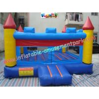 Buy cheap Big Outdoor Ben 10 Commercial Bouncy Castles , With Blower Slide For Kids from wholesalers