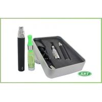 Buy cheap Portable Green E Health Cigarette Starter Kit 2.4ohm with CE4 Clear Atomizer from wholesalers