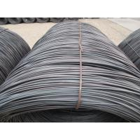 Buy cheap Piston JIS SNCM220 Hot Rolled Steel Rod Coils , High Tensile Steel Wire from wholesalers