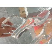 Buy cheap Normal Size Fiberglass Mannequin Torso Custom Clear Resin Foot Mannequin from wholesalers