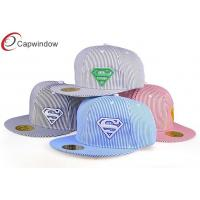 Buy cheap 3D Embroidered Snapback Snapback Baseball Caps Hip Hop Caps For Womens from wholesalers