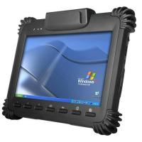 Buy cheap Android 4.0 Webcams Multi Touch bluetooth 10 inch rugged network tablet pc with PS screen 1280 * 800 from wholesalers