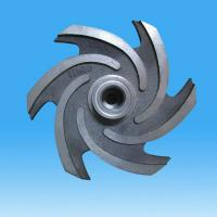 Buy cheap Ductile Iron Grey Iron Centrifugal Pump Impeller from wholesalers