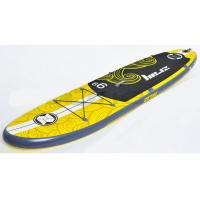 China Yellow Customized Inflatable Water Toys / Inflatable Sup Board with 2 years warranty on sale