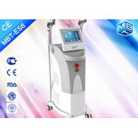 Buy cheap Portable E Light OPT SHR Hair Removal Machine / Skin Tightening Equipment from wholesalers