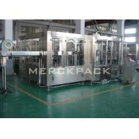 Buy cheap Carbonated Drinks Filling Machine / Fizzy Drink Production Line Machine/Complete CSD Production line from wholesalers