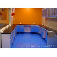 Buy cheap Emergency Eye Wash Chemistry Lab Furniture 18mm Thickness MDF Cabinet from wholesalers