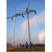 Buy cheap 132KV SINGLE CIRCUIT GUYED TOWER from wholesalers