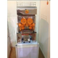 Buy cheap Antomatically Orange Juice Extractor , Stainless Steel Fresh Juicing Machine from wholesalers