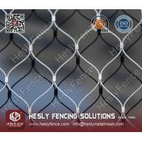 Buy cheap Stainless Steel Wire Cable Mesh from wholesalers