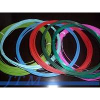 Buy cheap [15 years factory]pvc coated wire rope sling/pvc coated hanger/pvc coated galvanized wire from wholesalers