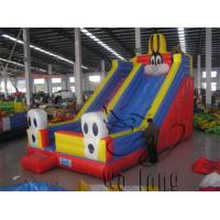 Buy cheap inflatable bouncer slide, inflatable dry slide, giant inflatable slide for sale from wholesalers
