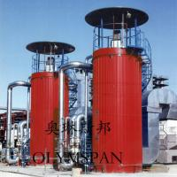 Buy cheap Automatic Gas Fired Vertical Thermal Oil Boiler High Efficiency ASME Standard product