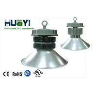 Buy cheap Pure White PF0.95 6000K / 6500K Industrial LED High Bay Lighting 200W AC85V~265V from wholesalers
