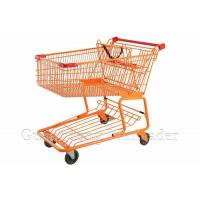 Buy cheap YLD-CT180-2FB Canadian Shopping Trolley from wholesalers