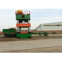 Buy cheap Four Column Type Hydraulic Press Machine 80 - 1000T For Cap Cold Forming from wholesalers