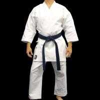 Buy cheap Custom Heavyweight White Karate Uniform Gi in Polyester Cotton from wholesalers