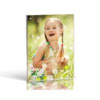 Buy cheap Photo Frame Type and acrylic Material acrylic advertising photo frame from wholesalers