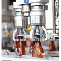 Buy cheap Glass / Plastic Bottle Screw Capper Machine from wholesalers