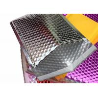 Buy cheap Silver Plastic Mailing Bags , Plastic Shipping Bags For Waterproof Packaging from wholesalers