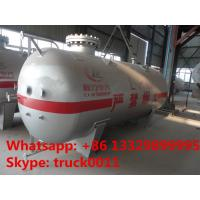Buy cheap factory sale best price LPG storage tanks, ASME lpg tanker, bulk surface lpg gas storage tanker for propane for sale from wholesalers