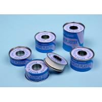 Buy cheap Tinplate Zinc Oxide Tape Medical Adhesive Plaster For Clinic / Hospital from wholesalers