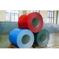 Buy cheap 0.50mm Pre Painted Galvanized Steel Coil Color Coated PPGI Steel Coil ASTM A653 product