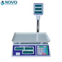 Buy cheap LED Display Digital Scale Machine Customized Color Cost Effective For Retail Business from wholesalers