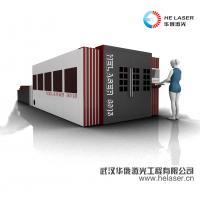 High Precision 3015 4020 2513 Aluminum Fiber Laser Cutting Machine 380V / 50HZ