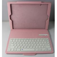 Buy cheap Light Pink Bluetooth Keyboards For Tablets , 12 Months Warranty product