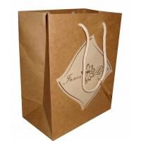 Buy cheap direct factory price recyclable handled kraft paper shopping bags for clothes stores,cheap kraft paper shopping bags from wholesalers